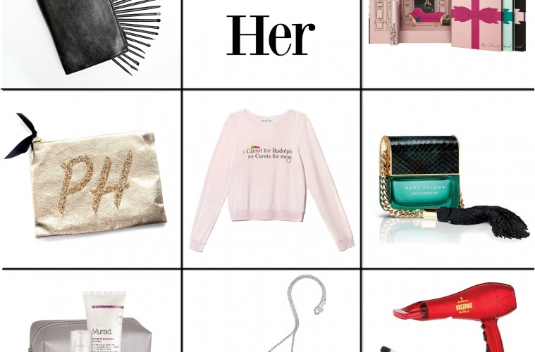 Gift Ideas For Her Christmas 2015