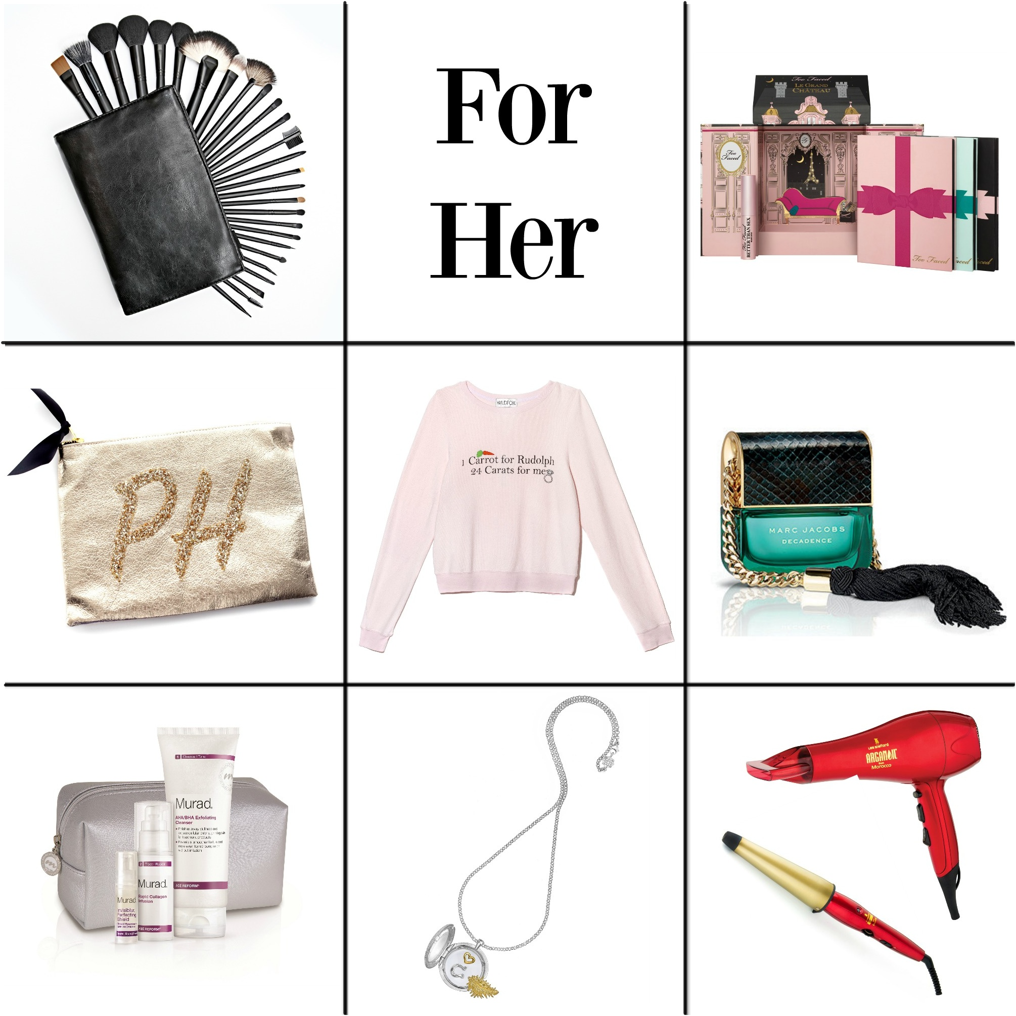 Gift ideas for her christmas 2015 for Christmas gift ideas for her
