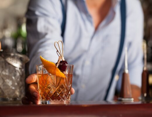 Old Fashioned Pop Up London Cocktail Week