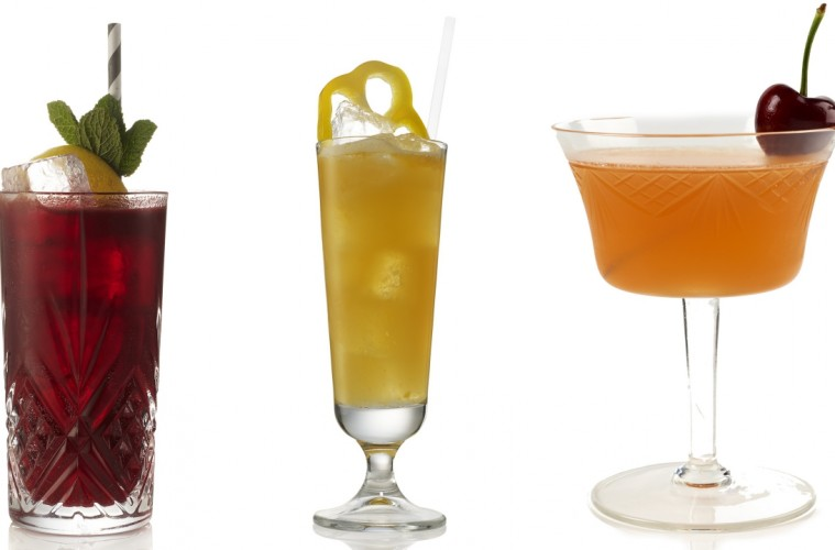 Tanqueray Gin Cocktail Recipes