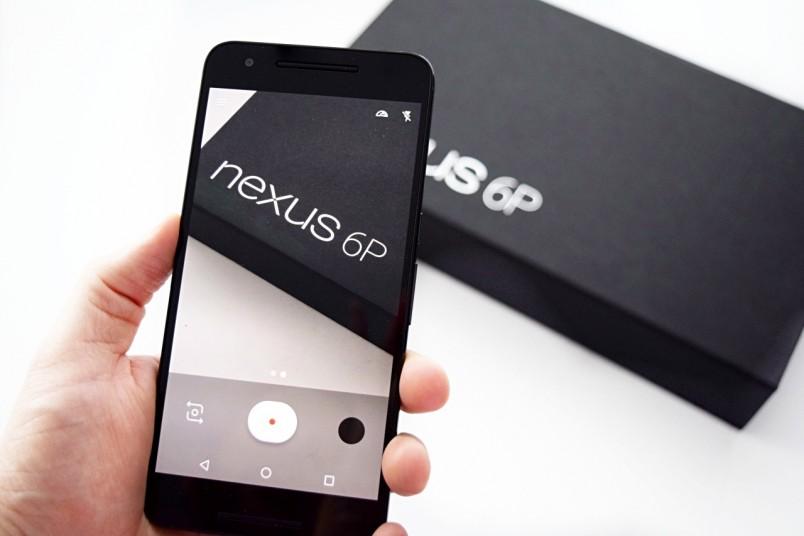 Huawei Google Nexus 6P Review