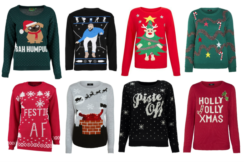 Christmas Jumpers 2015 under £20