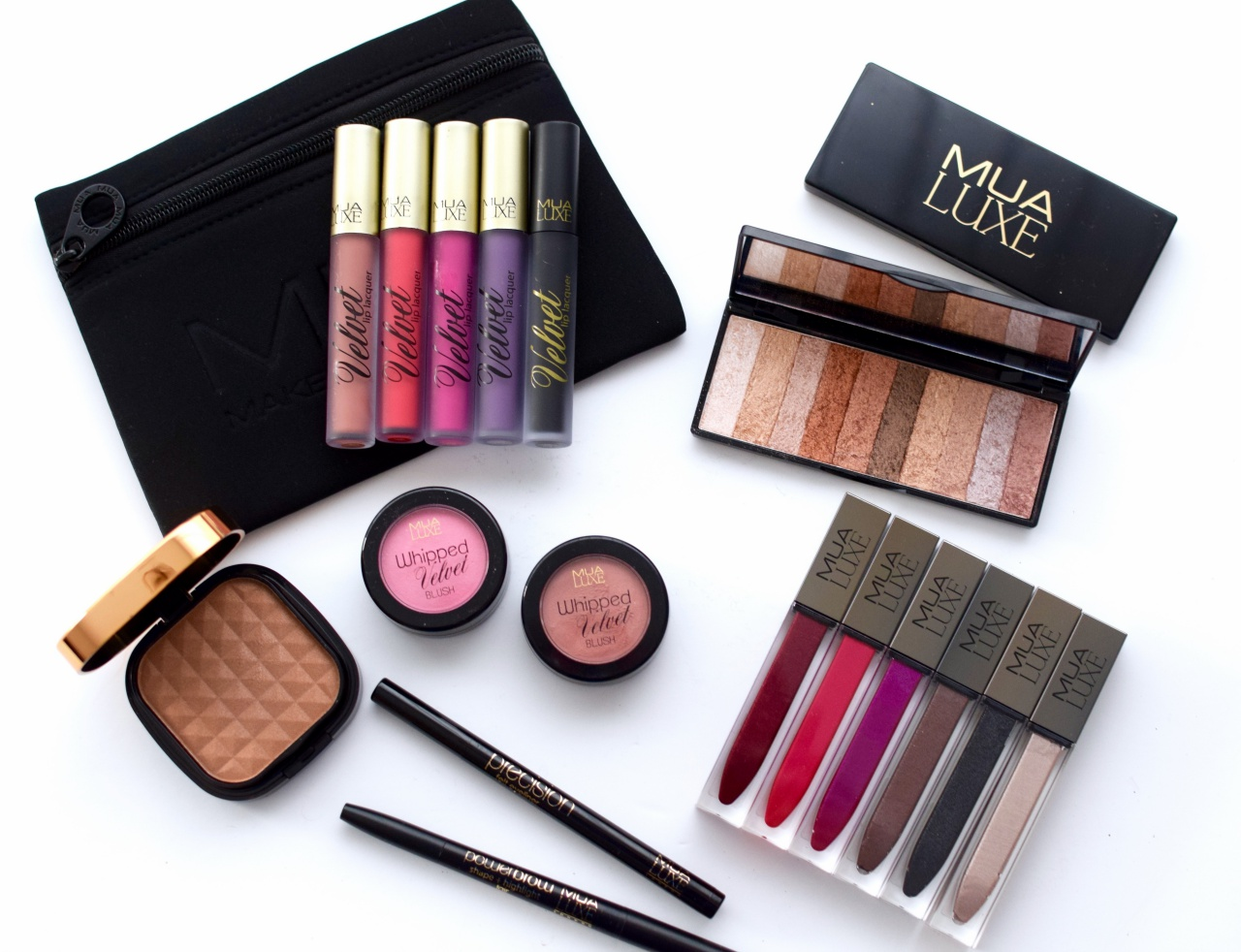 MUA Luxe AW15 Review
