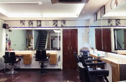 fish salon soho barbers review london
