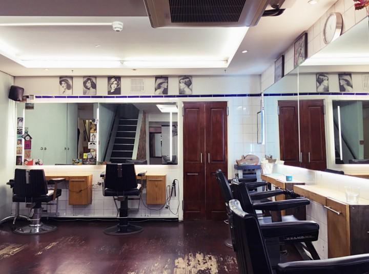 fish salon soho barbers review london