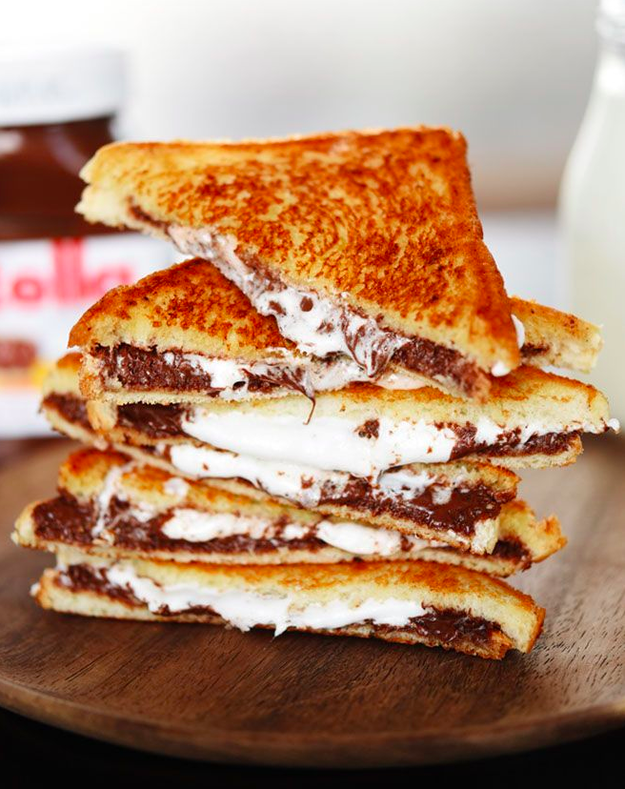 5 Easy Recipes For Nutella Day