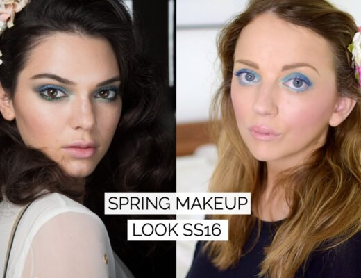 Kendall Jenner inspired make-up