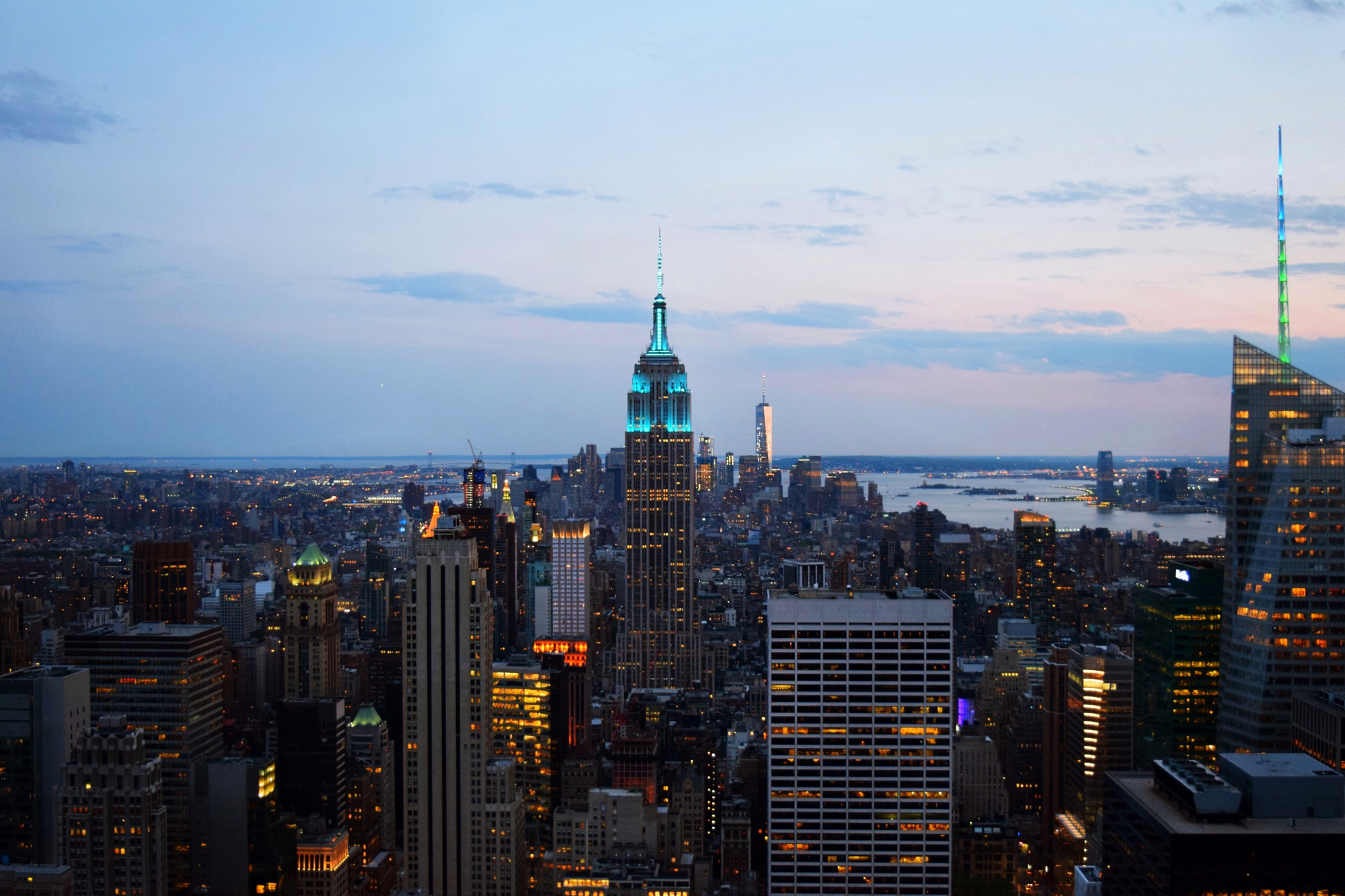 May Calendar New York City : Best time to visit top of the rock new york city