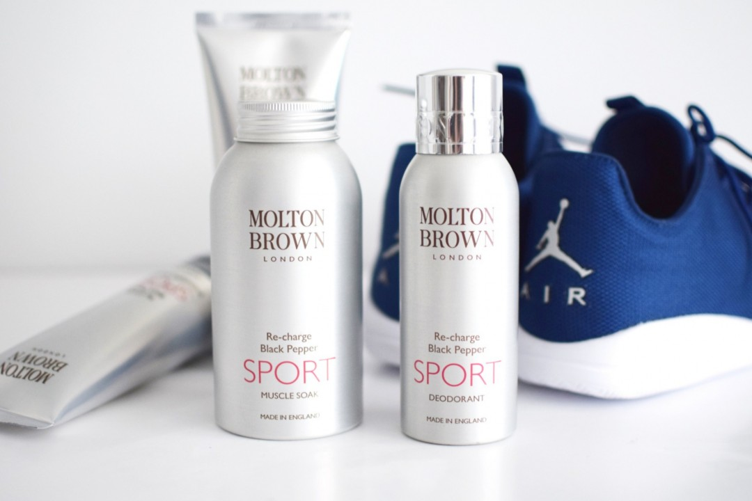 Molton Brown SPORT review