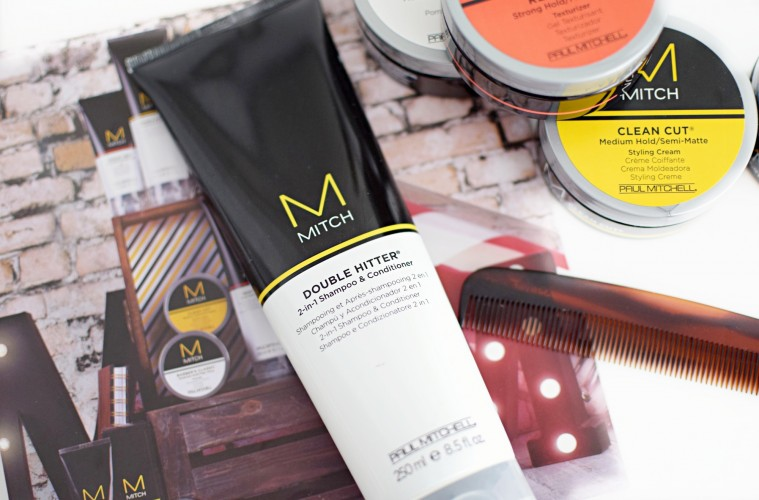 MITCH by Paul Mitchell Mens hair review
