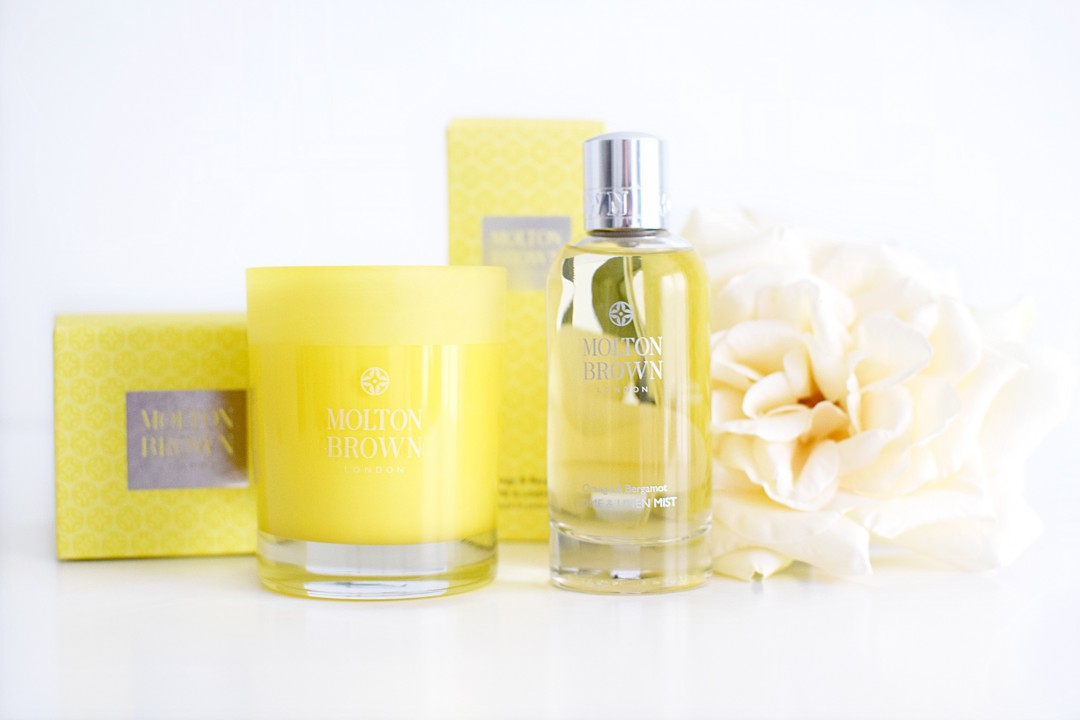 Molton Brown Home & Linen Mists