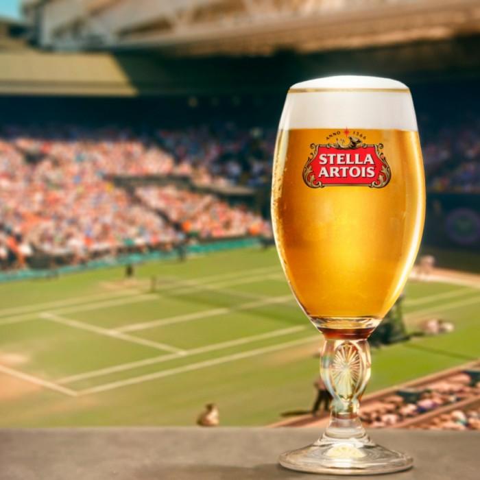 Stella Artois Time Portal Wimbledon