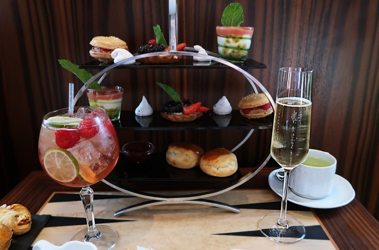 Afternoon Tea The Den St Martins Lane Hotel London