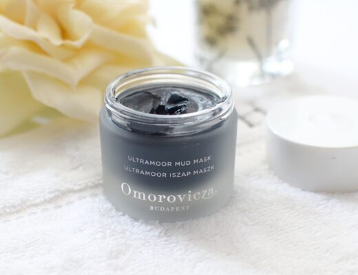 Omorovicza Ultramoor mud mask review