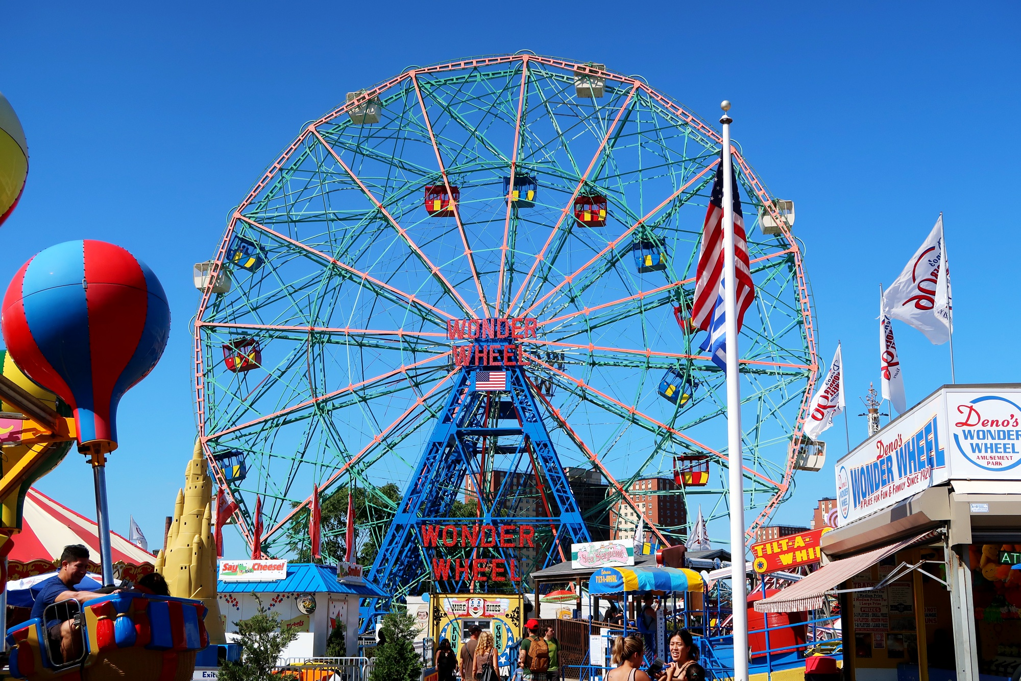 Coney Island Fair New York