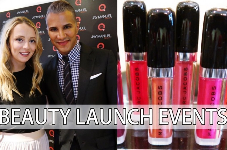 VLOG Beauty Launch Events