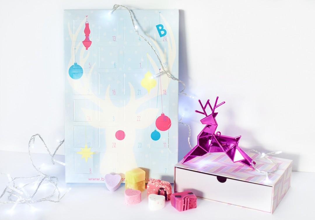 Bomb Cosmetics Advent Calendar Giveaway