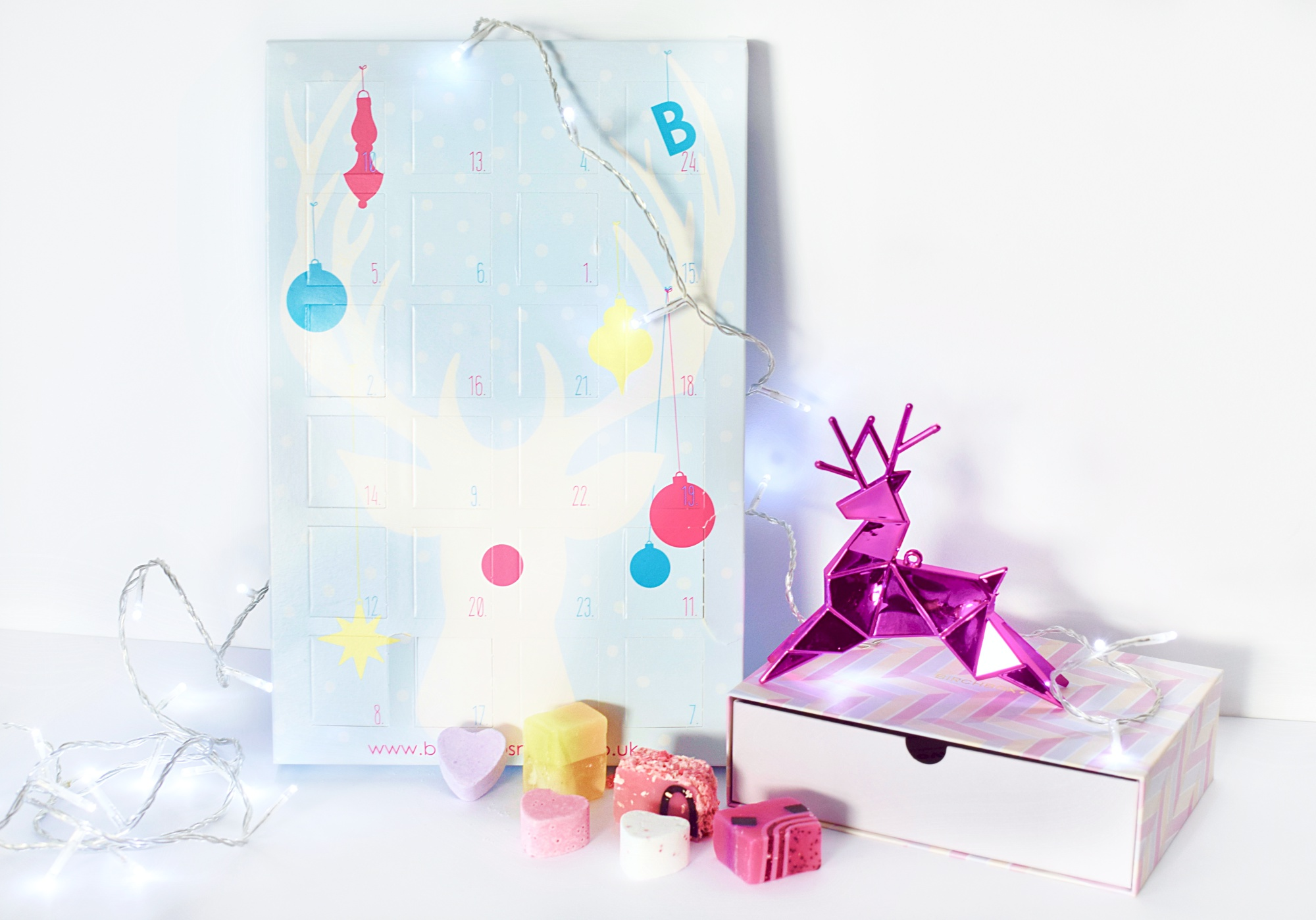 Bomb Cosmetics Advent Calendar Giveaway