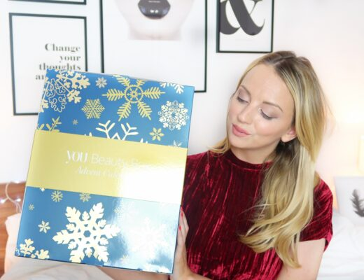 You Beauty advent calendar review and unboxing, plus discount