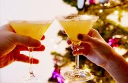 Breakfast Marmalade Martini Recipe