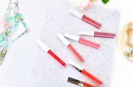 RMK Color Lipgloss Review