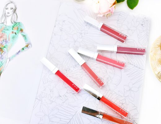 RMK Color Lipgloss Review