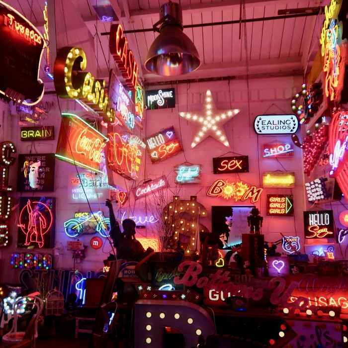 Gods Own Junkyard Walthamstow London - The LDN Diaries