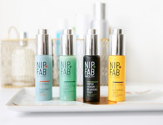Nip & Fab shots review