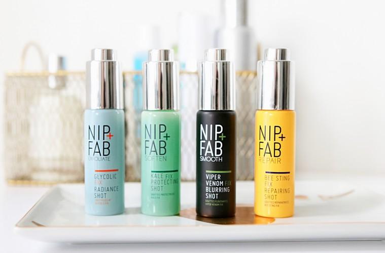Nip & Fab shots review