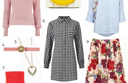 Spring Fashion 2017 transitional pieces