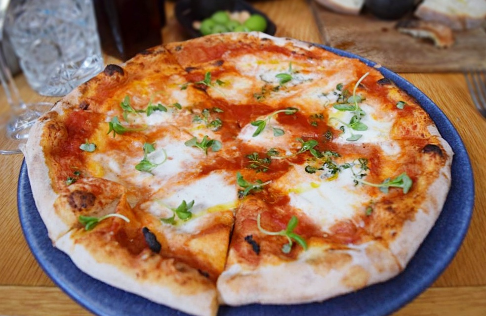 Best pizza in London | London Lifestyle Blog