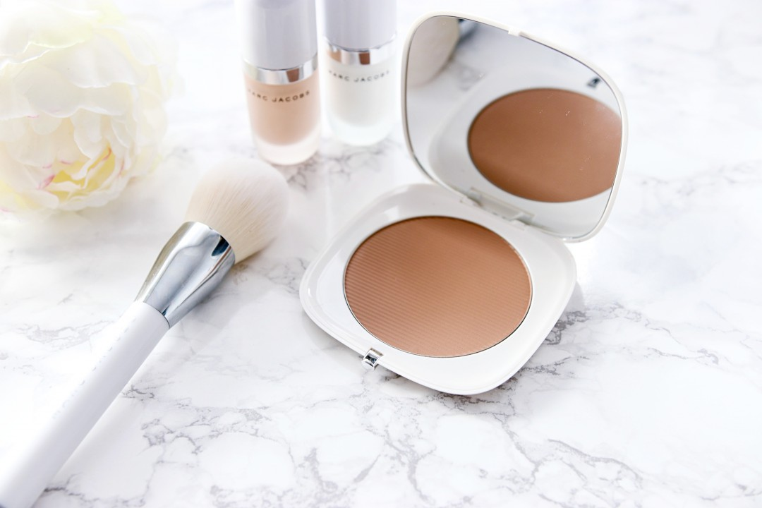 Marc Jacobs Coconut Bronzer & Dew Drop Highlighter Review