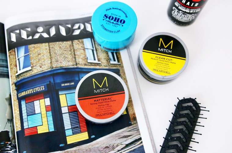Ultimate Guide To Men's Hair Styling Products