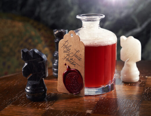 arfes Bar_Harry Potter_Polyjuice Potion_Cocktail