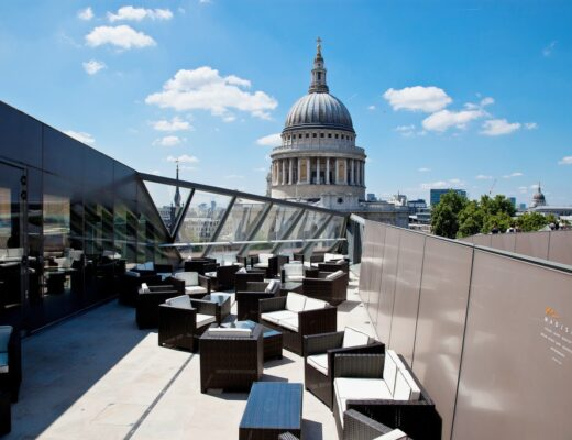Best Rooftop Bars London - London Lifestyle Blog The LDN Diaries