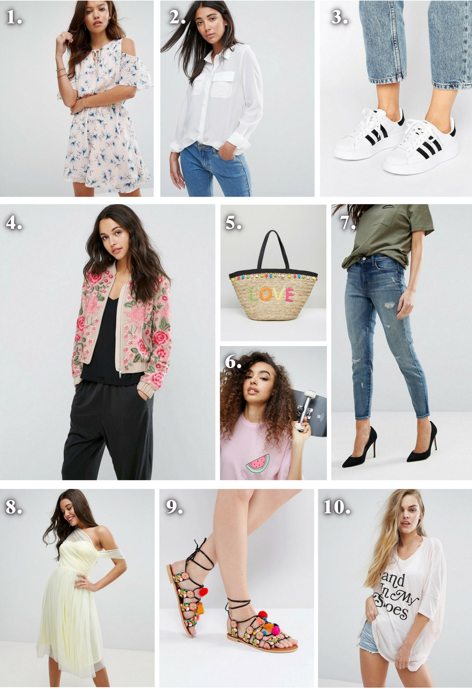 ASOS Best Buys Summer Sale 2017