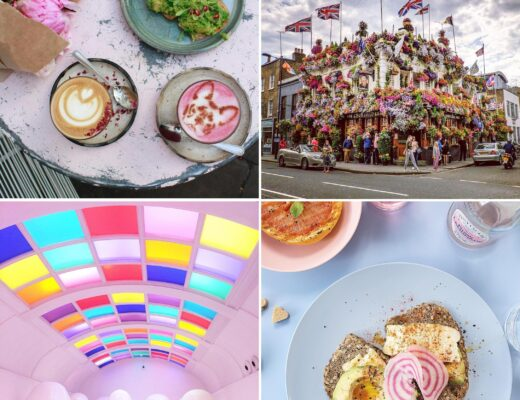 10 best places to Instagram London - London Lifestyle Blog The LDN Diaries