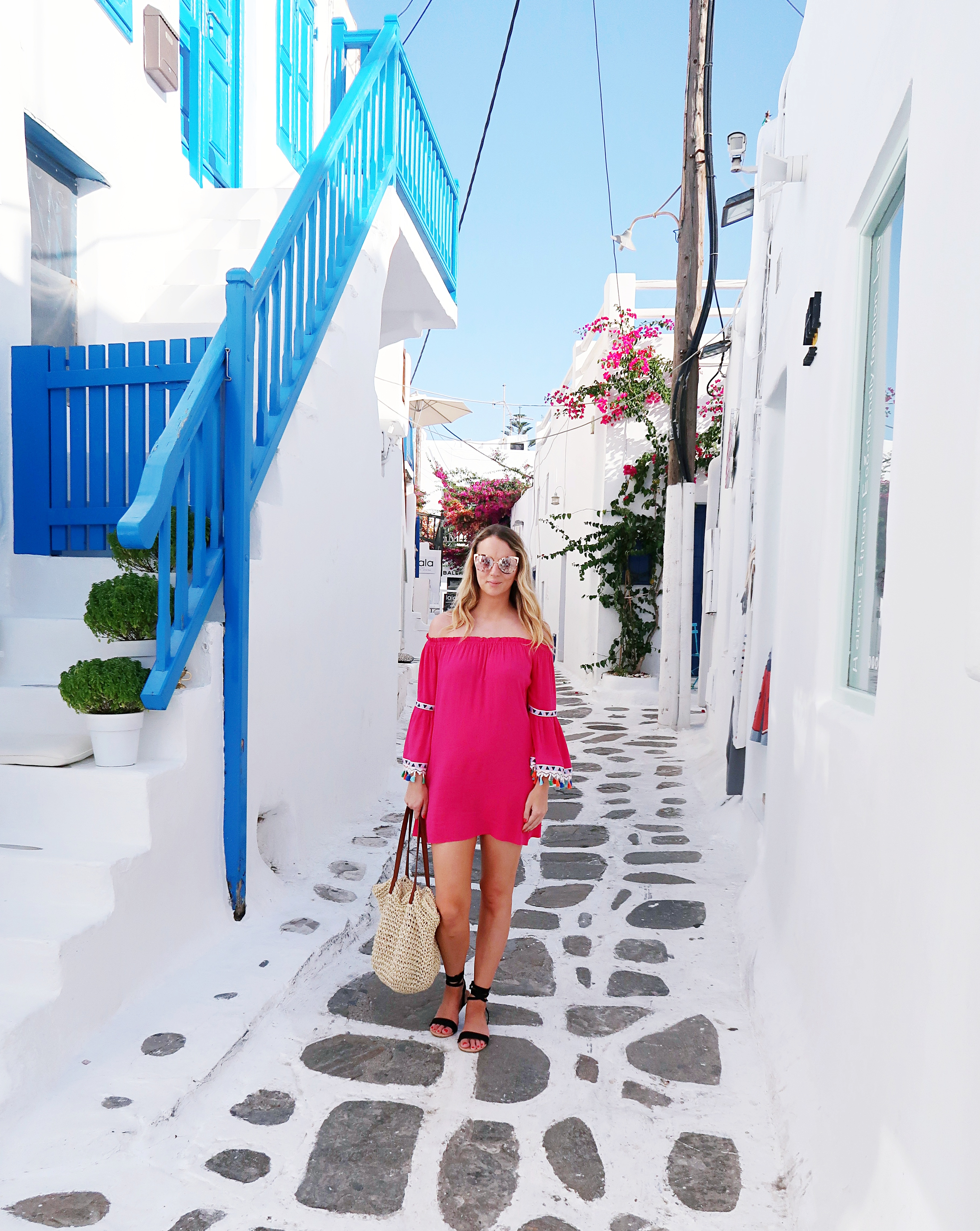 Mykonos town - why you should visit Mykonos