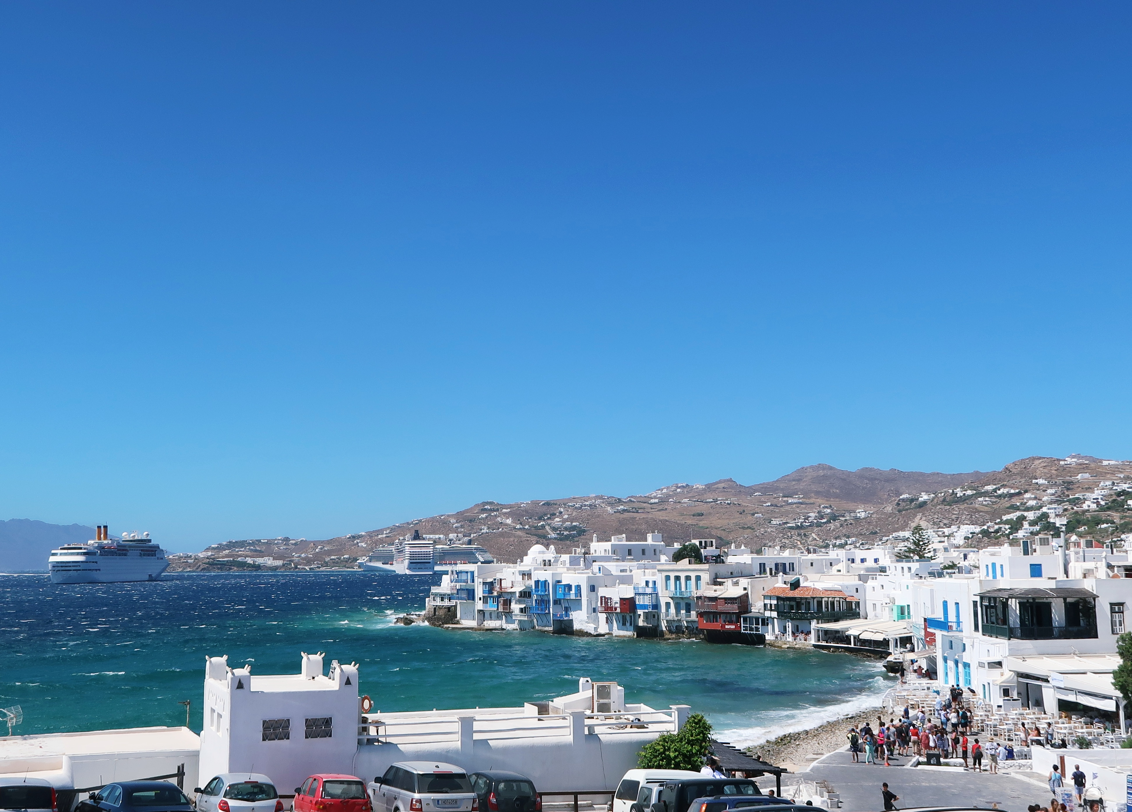 Little Venice Mykonos - Why You Should Visit Mykonos Greece