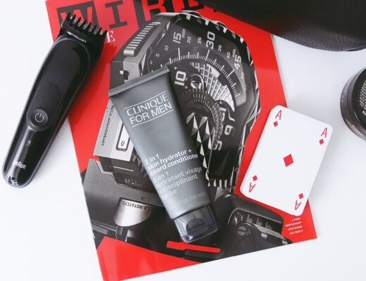 Clinique 2 in 1 Skin Hydrator & Beard Conditioner Review - Mens Lifestyle Blog The LDN Diaries