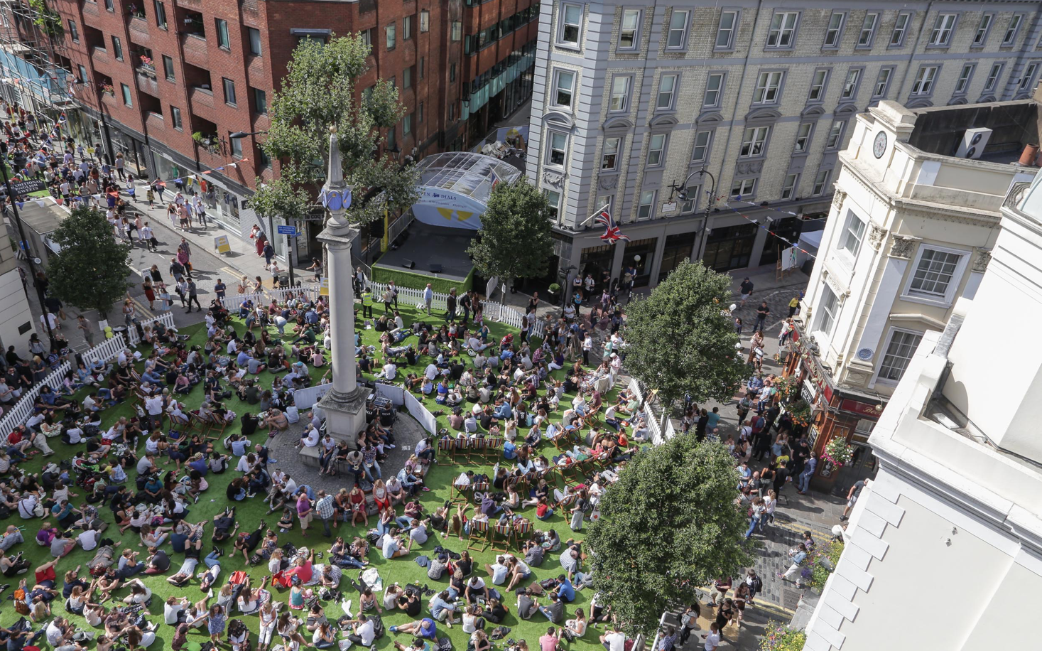 Seven Dials Spotlight Event