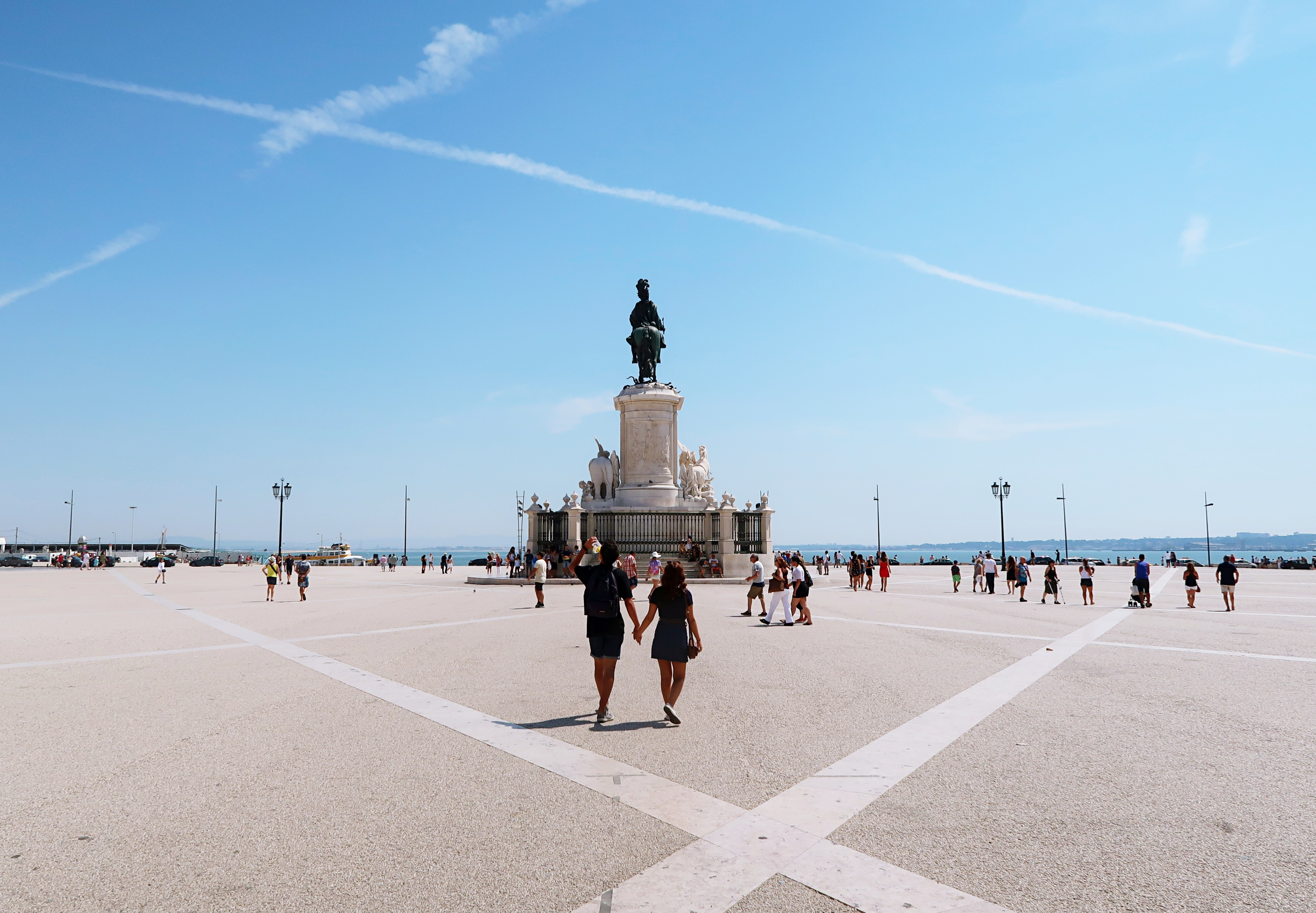 Lisbon seafront - things to do in Lisbon