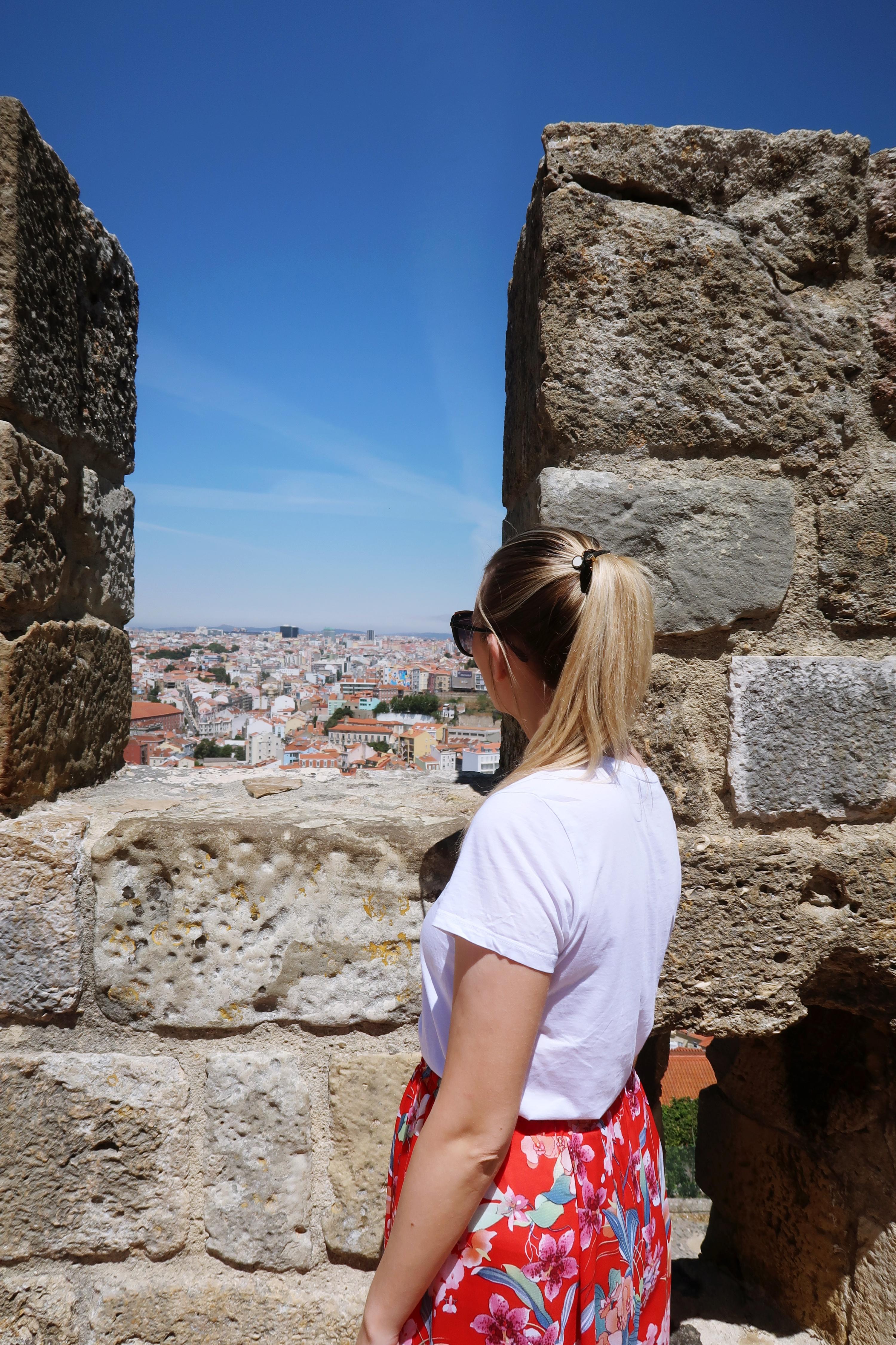 Castlelo de S.Jorge Lisbon - Things To Do In Lisbon - Travel Blog
