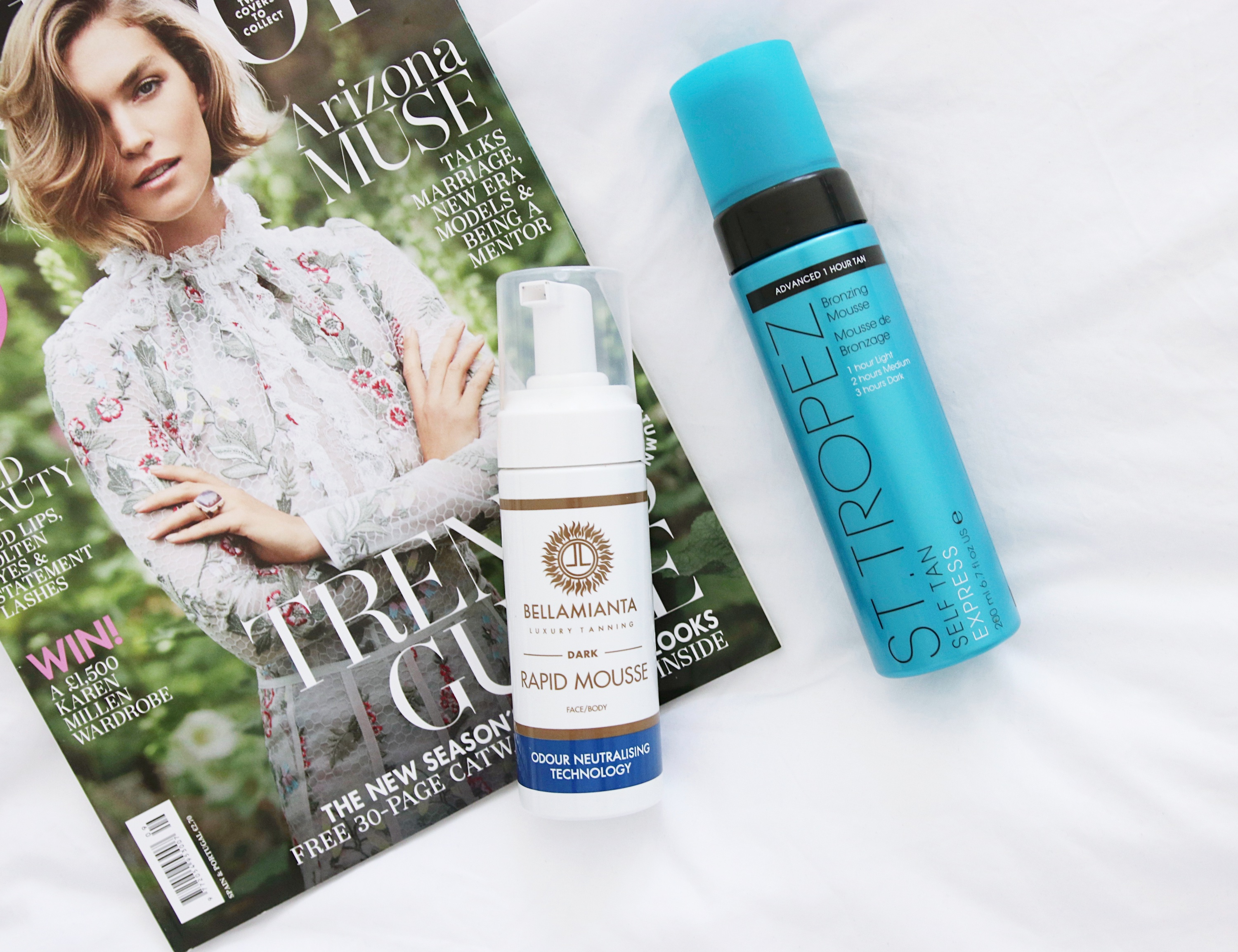 Self Tan One Hour Review - Beauty Blogger UK