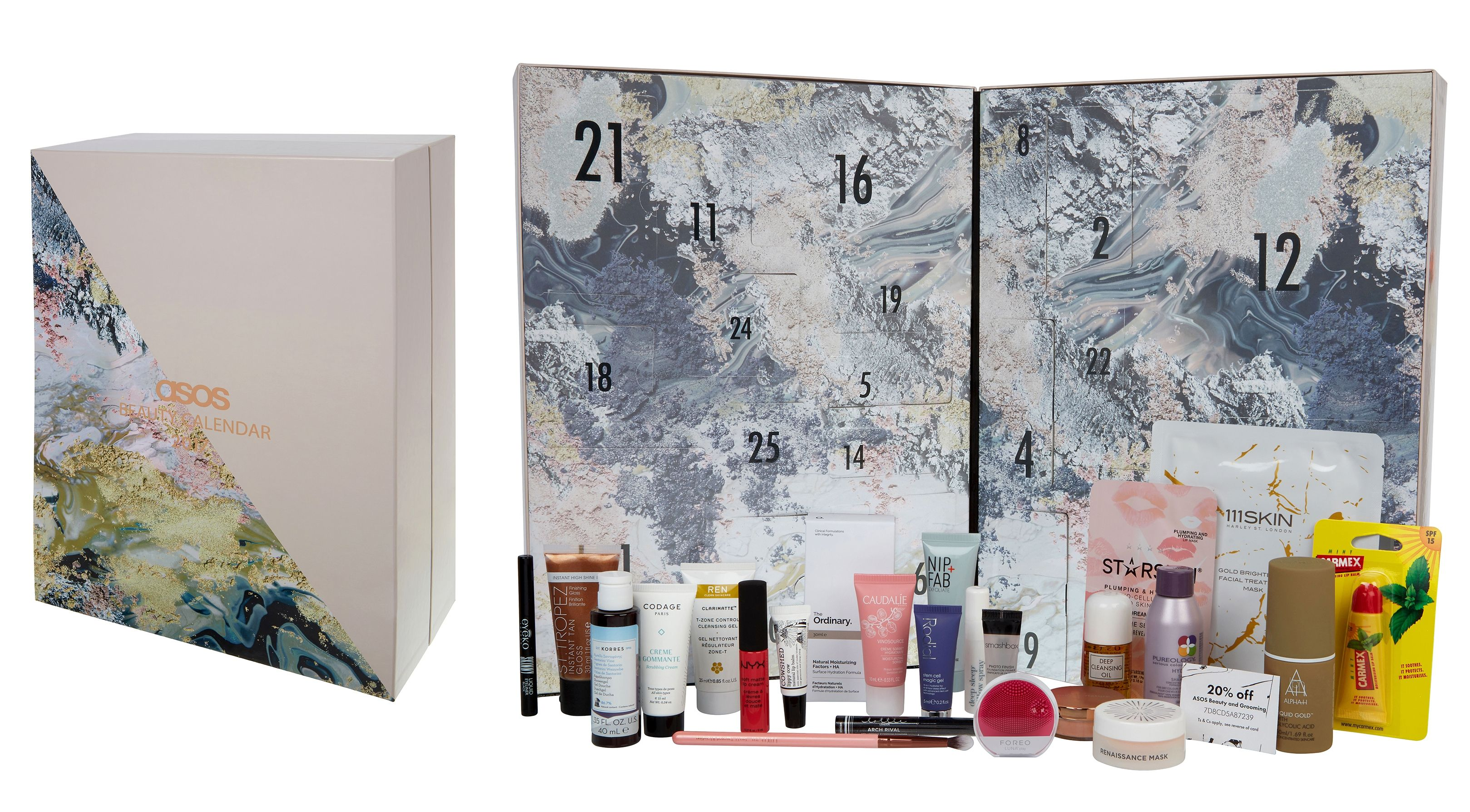 asos-beauty-advent-calendar-2017-theldndiaries