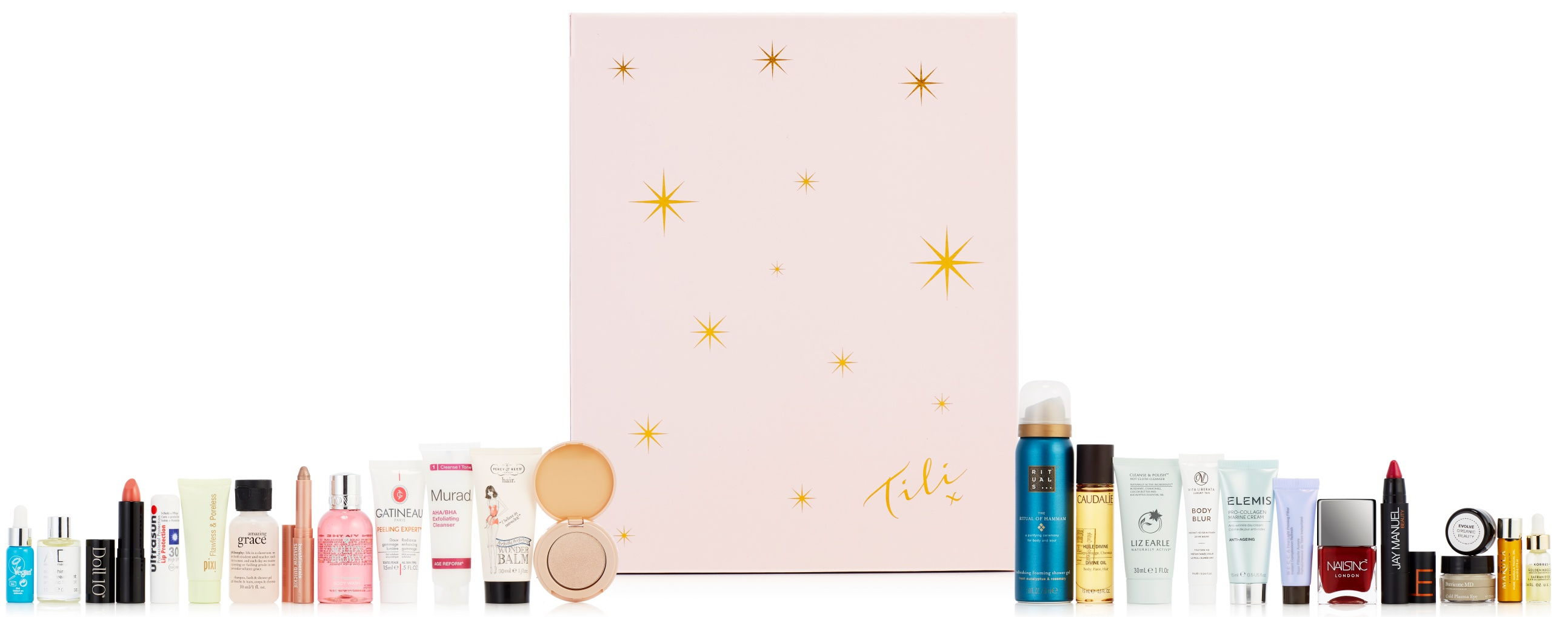 QVC TILI Advent Calendar 2017