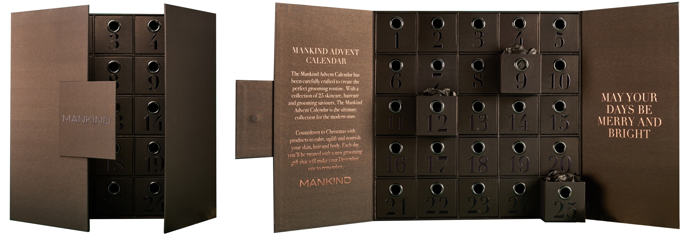 Mankind Advent Calendar