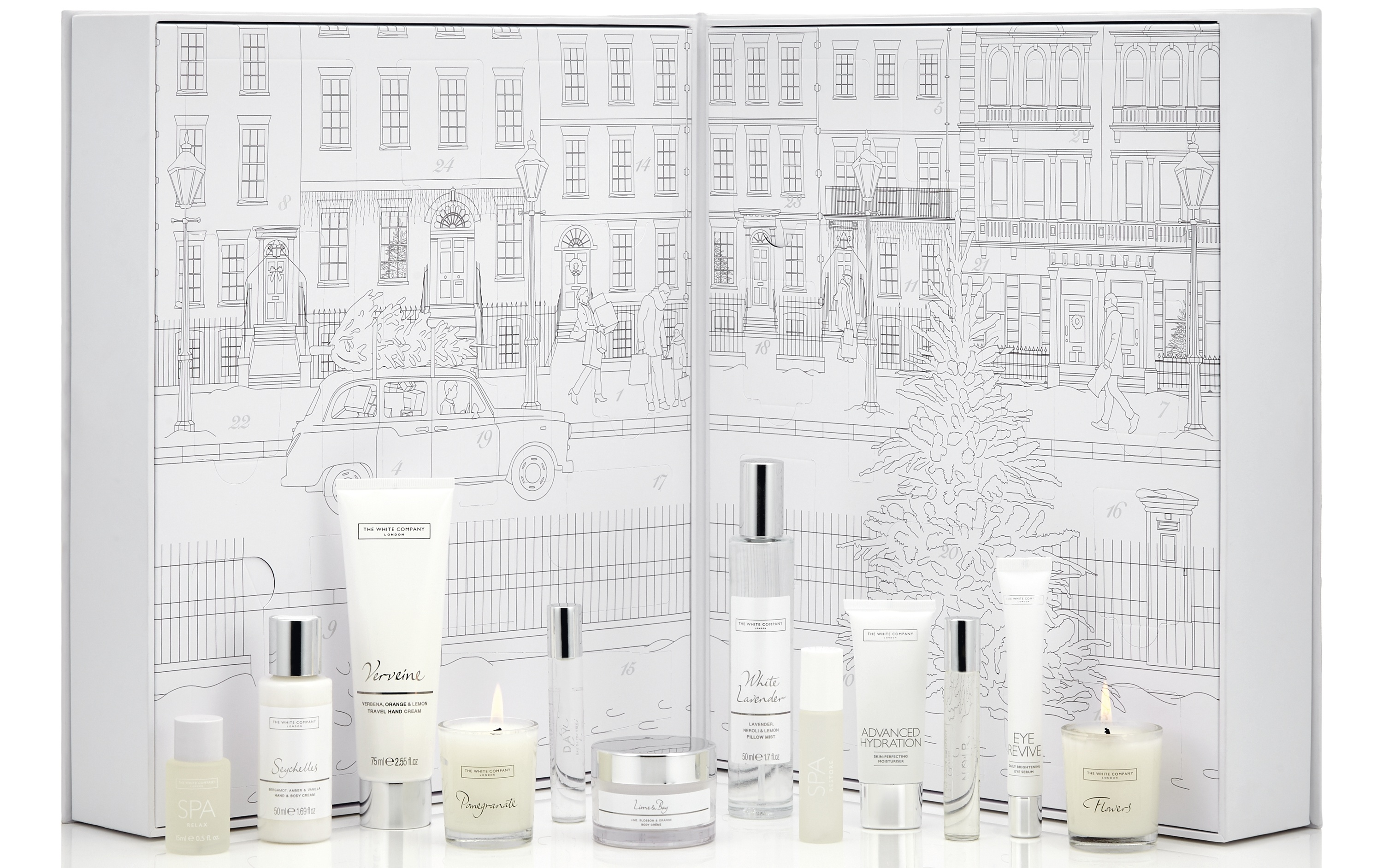 White Company Advent Calendar 2017