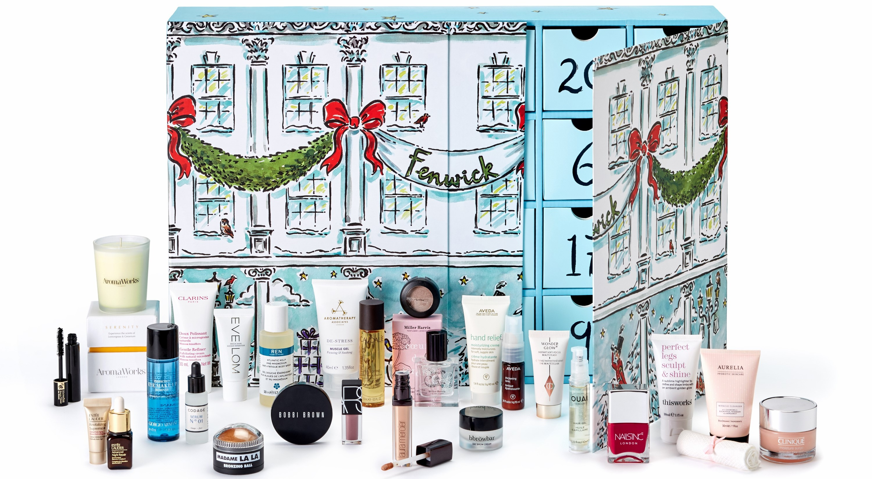 fenwick-beauty-advent-calendar-2017-theldndiaries