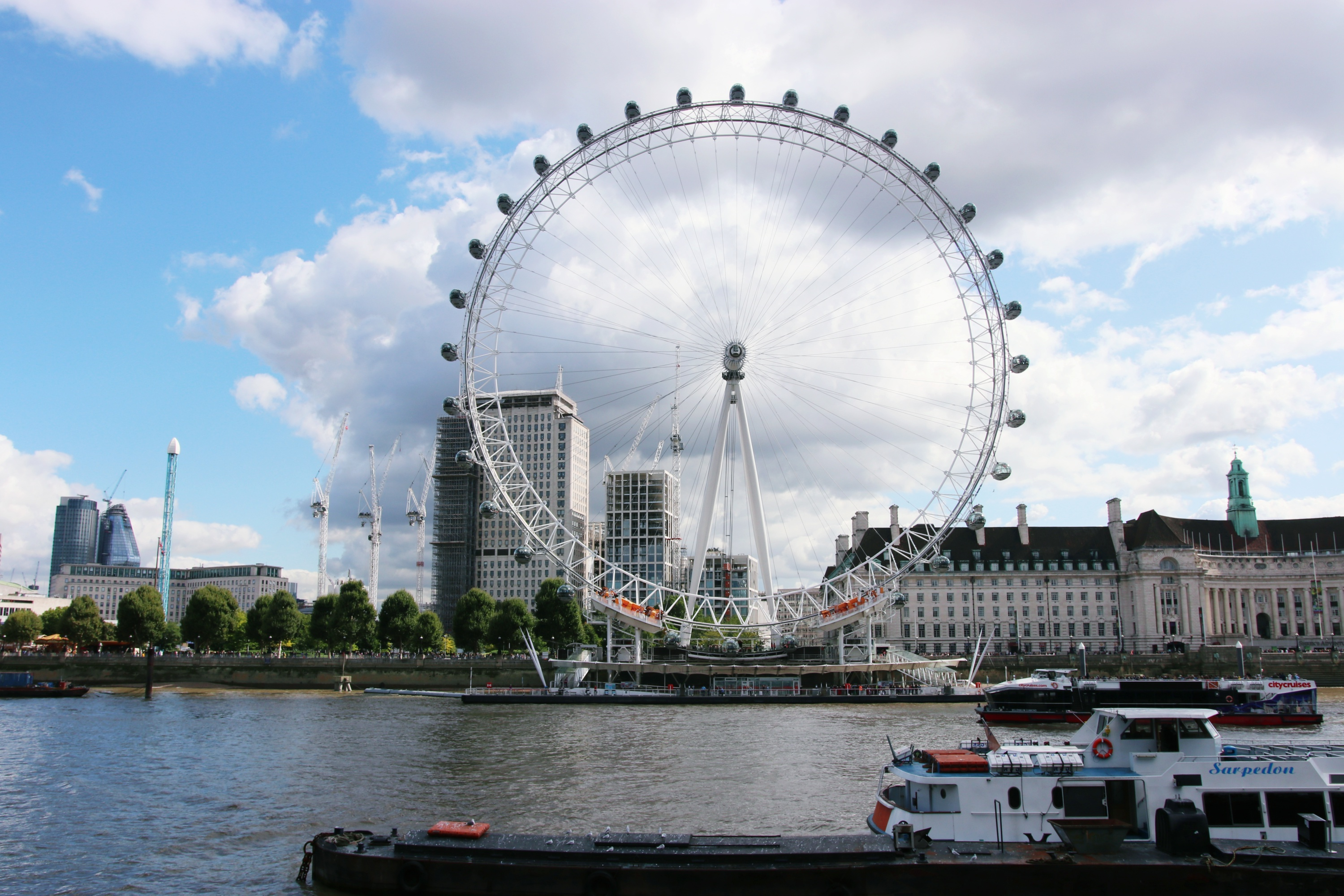 London Eye - London Lifestyle Blog The LDN Diaries